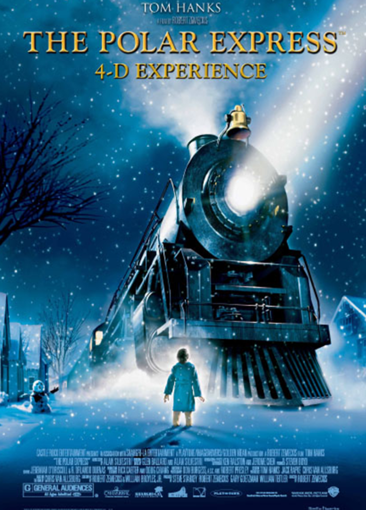 THE POLAR EXPRESS™ 4D EXPERIENCE