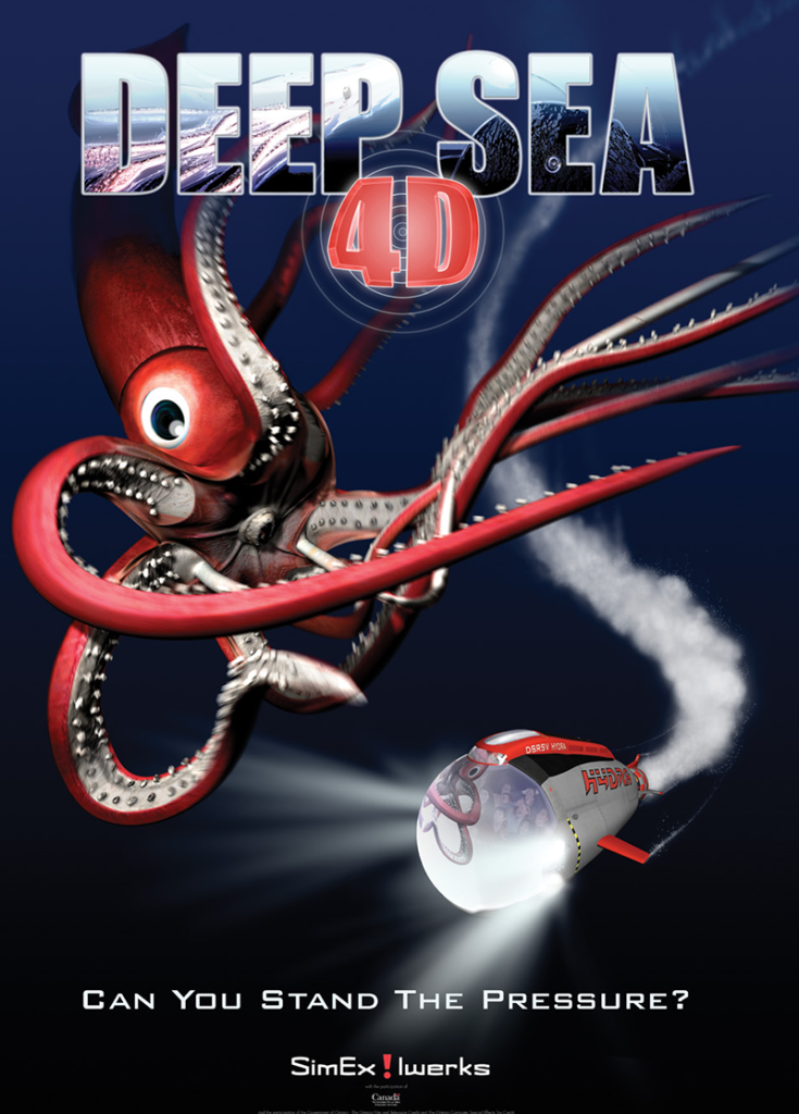 DEEP SEA 4-D