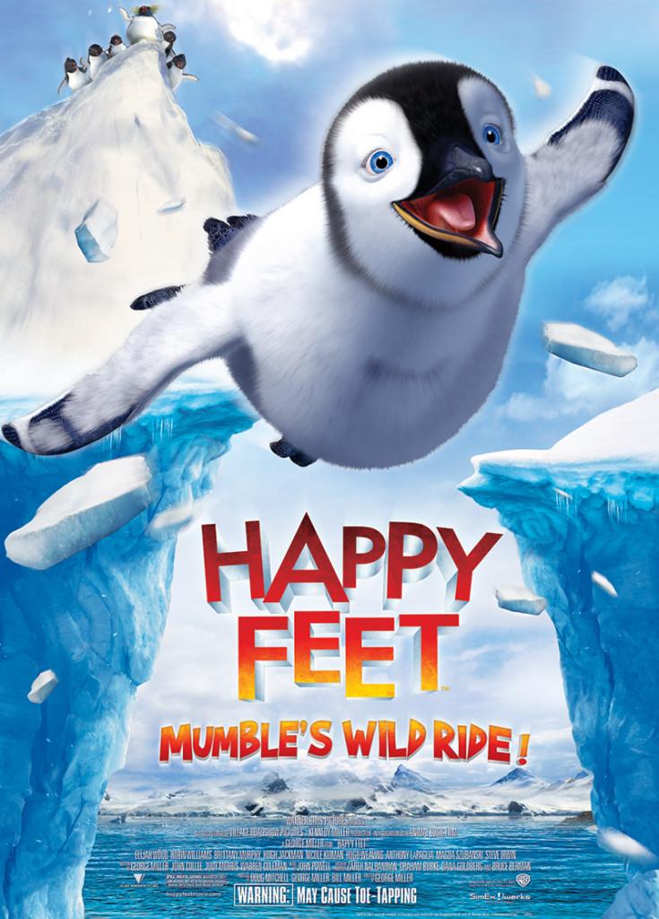 HAPPY FEET: MUMBLE'S WILD RIDE
