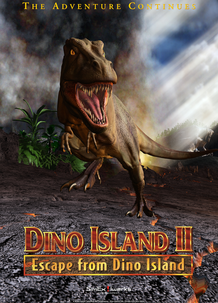 DINO ISLAND II
