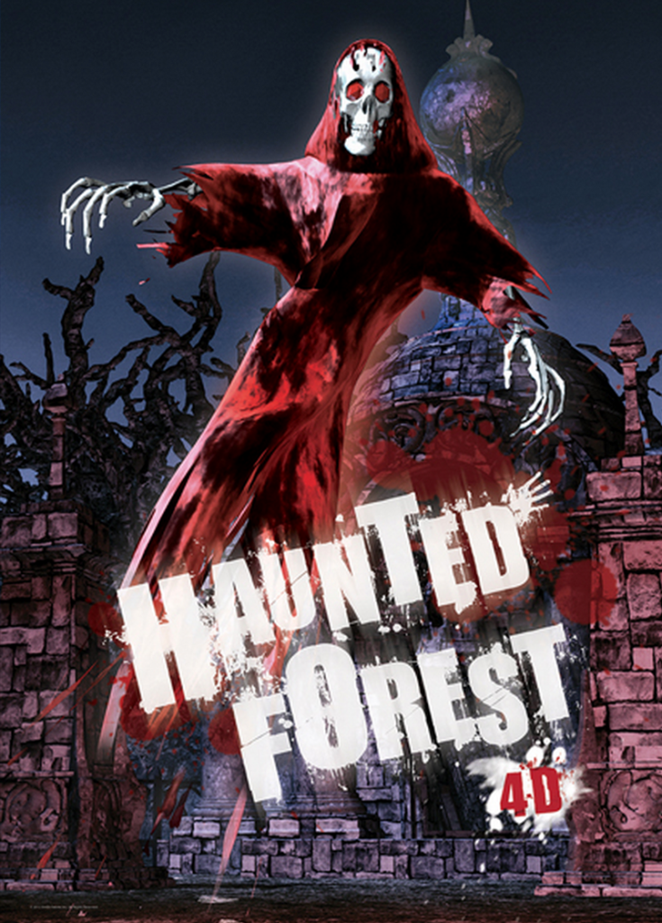 HAUNTED FOREST 4-D
