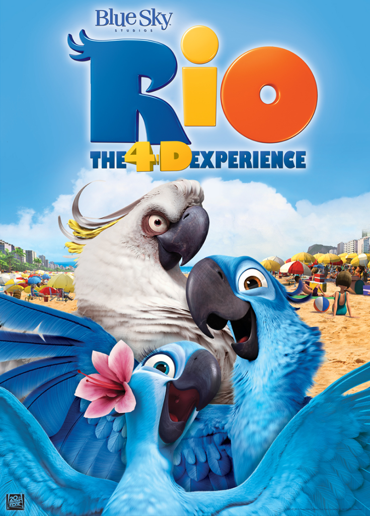 RIO: THE 4-D EXPERIENCE