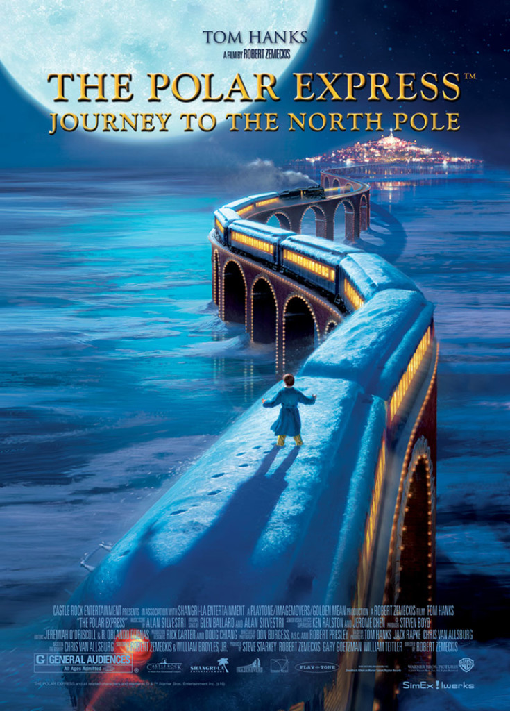 THE POLAR EXPRESS™ JOURNEY TO THE NORTH POLE