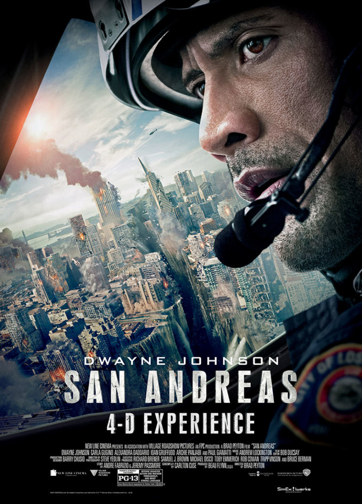 San Andreas 4-D Experience®