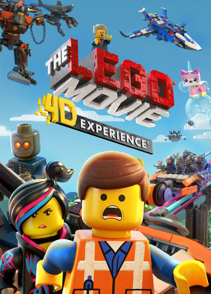 The LEGO® Movie™ 4-D Experience®
