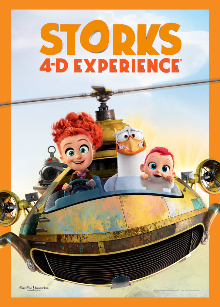 Storks 4D Experience
