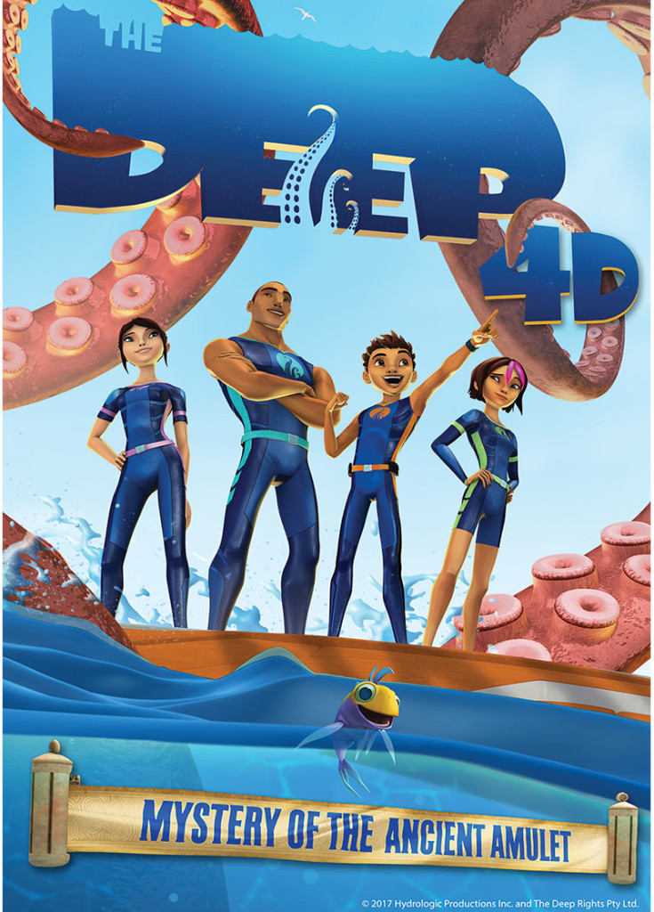 The Deep 4D | Mystery of the Ancient Amulet