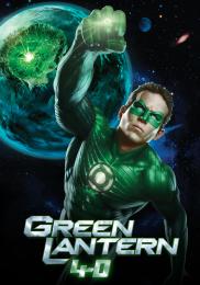 GREEN LANTERN 4-D