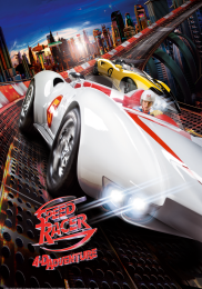 SPEED RACER 4-D ADVENTURE