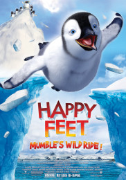 HAPPY FEET: MUMBLE'S WILD RIDE