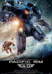 PACIFIC RIM 4-D