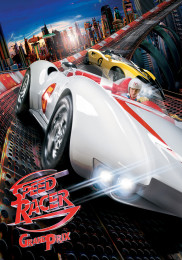 SPEED RACER GRAND PRIX RIDE