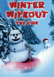 WINTER WIPEOUT 4-D THE RIDE