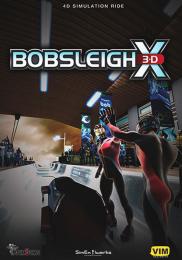BOBSLEIGH X 3-D