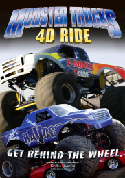 MONSTER TRUCKS 4D