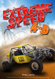 EXTREME SPEED 4-D