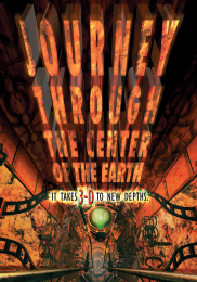 JOURNEY THROUGH THE CENTRE OF THE EARTH