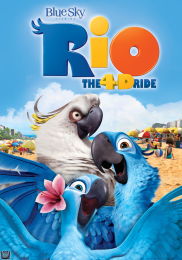 RIO THE 4-D RIDE