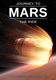 JOURNEY TO MARS 4-D THE RIDE